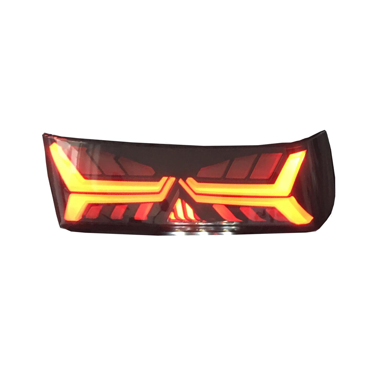 LED Rückscheinwerfer für NIU N Serie mit E-Kenzeichen
