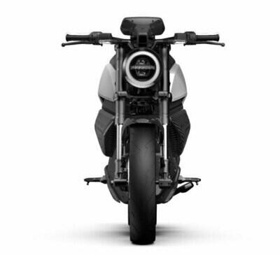 Reservierung NIU RQi Elektro-Motorrad