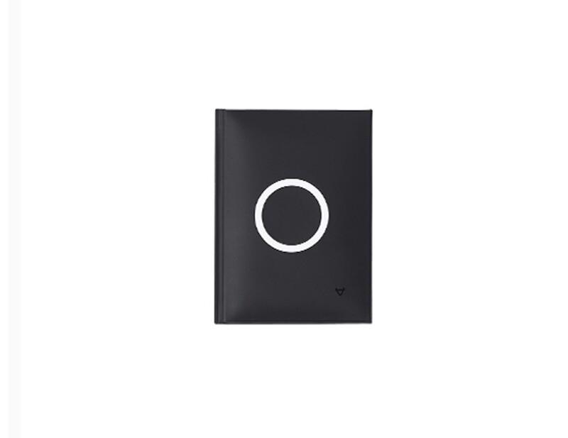 NIU Notizbuch mit LED Halo