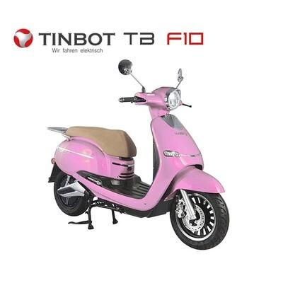 Tinbot TB F10 pink | Sondermodel