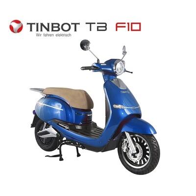 Tinbot TB F10 in blau  | Sondermodell