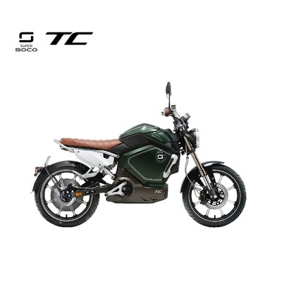Super Soco TC |  Racing grün