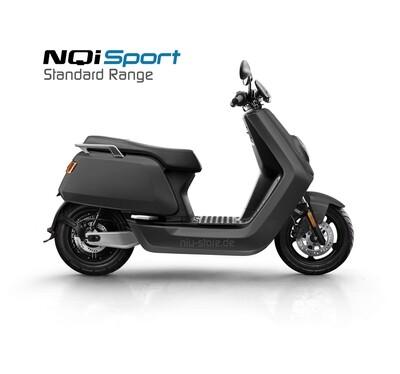 NIU NQI Sport | Standard Range