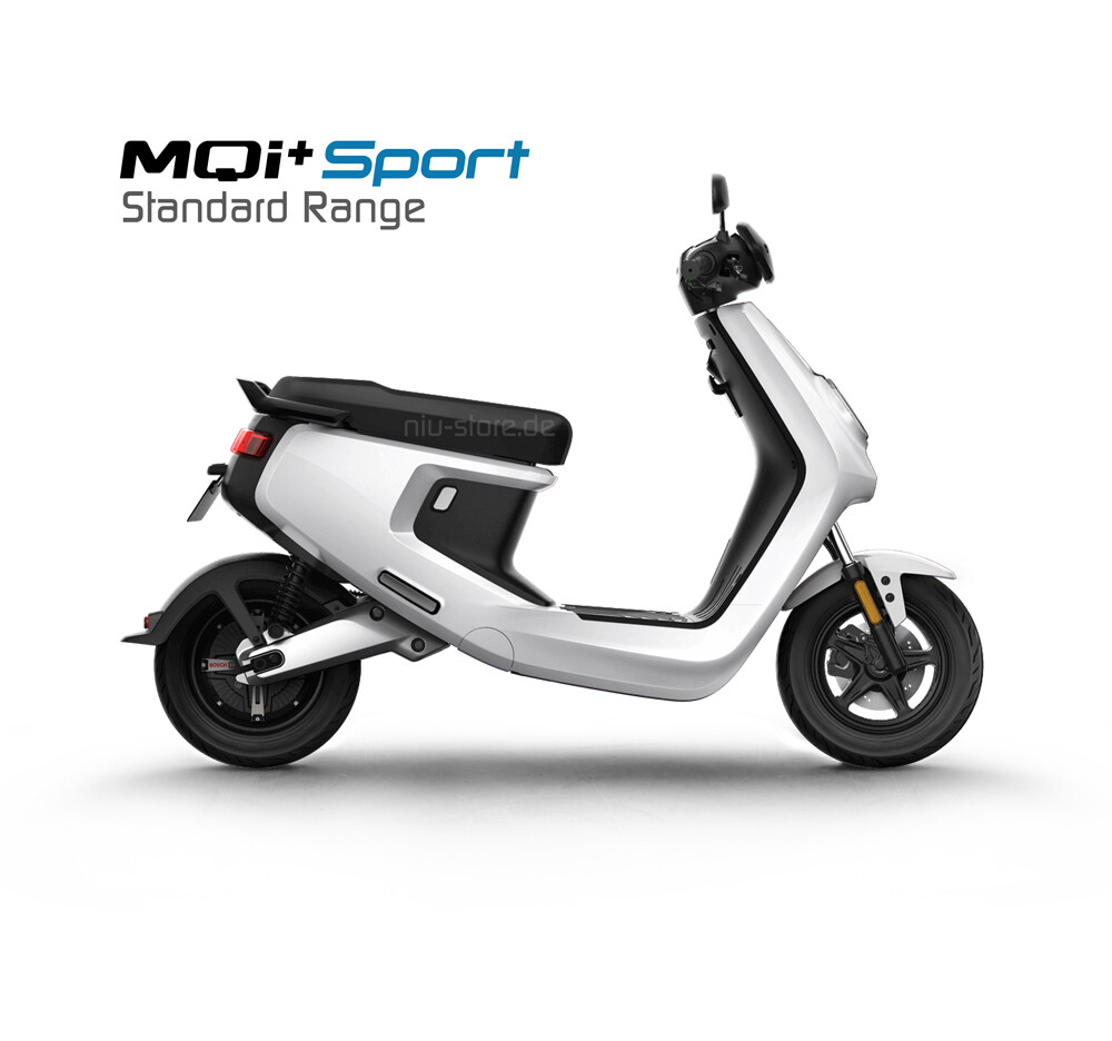 NIU MQI+ Sport 4831   Standard Range