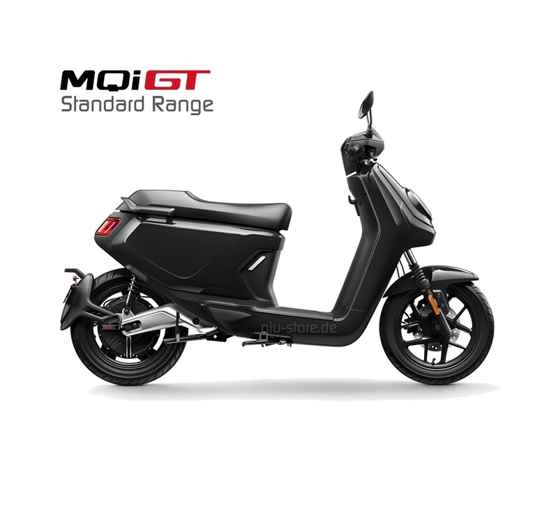 NIU MQI GT 4831x2 | Standard Range | 45km/h