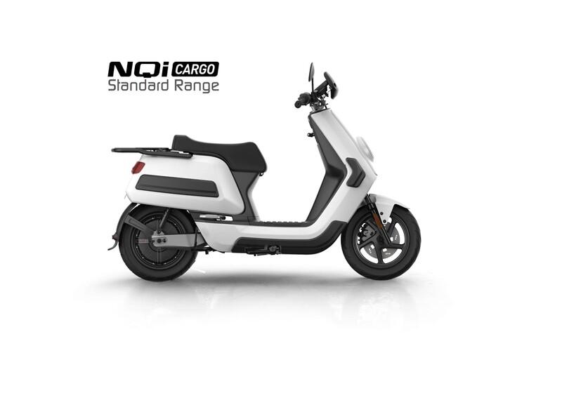 NIU NQI Cargo 6026 | Standard Range