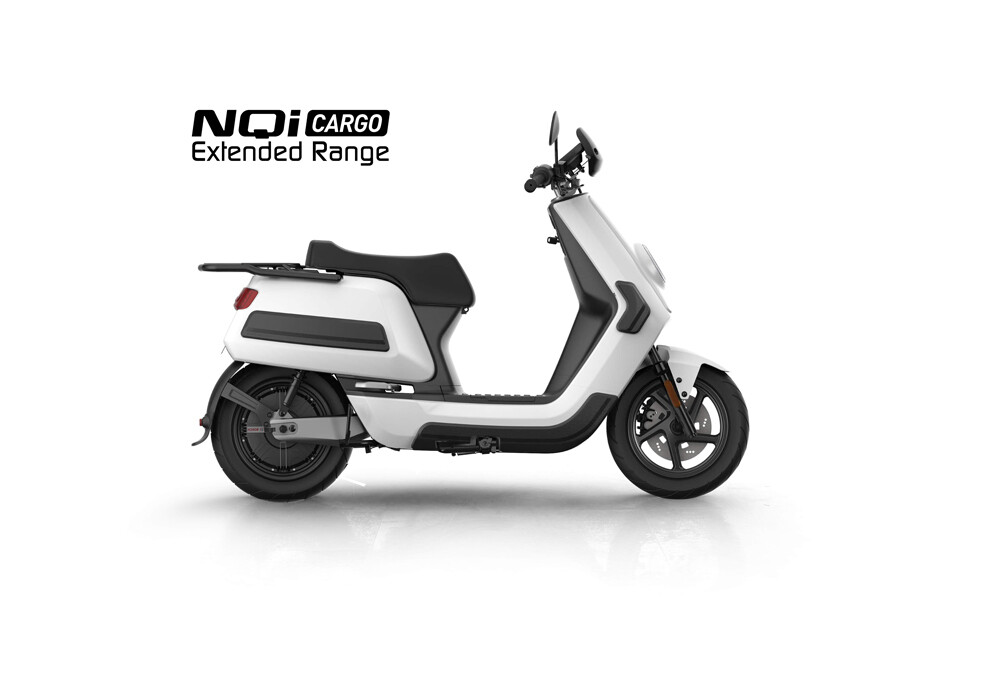 NIU NQI Cargo 6035   Extended Range