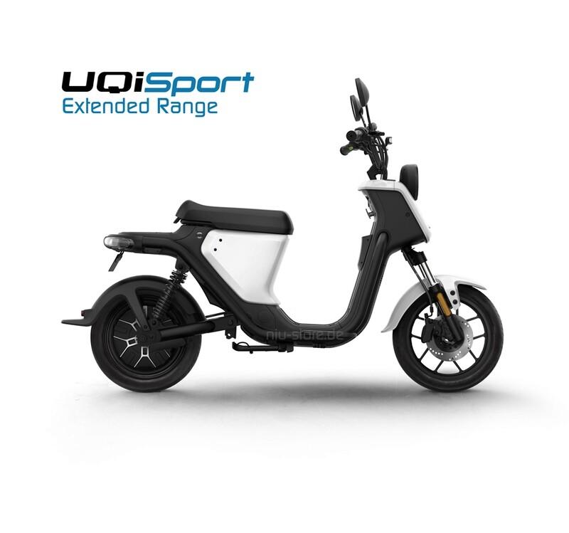 NIU UQI Sport 4821 | Extended Range