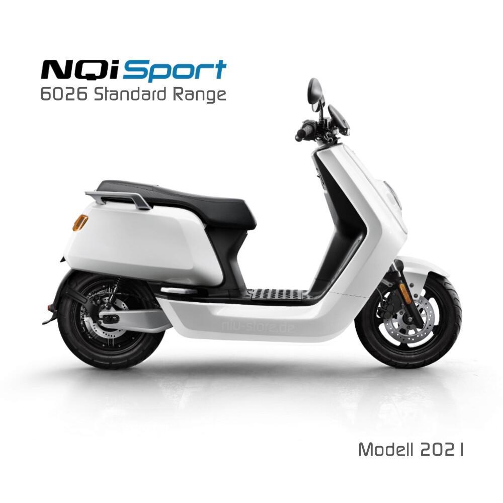 NIU NQI Sport 6026 | Standard Range