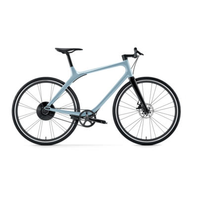 Austellungsfahrzeug eeyo E-Bike 1 | Cloud blue