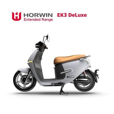 HORWIN EK3 Deluxe| Extended  Range | 95km/h