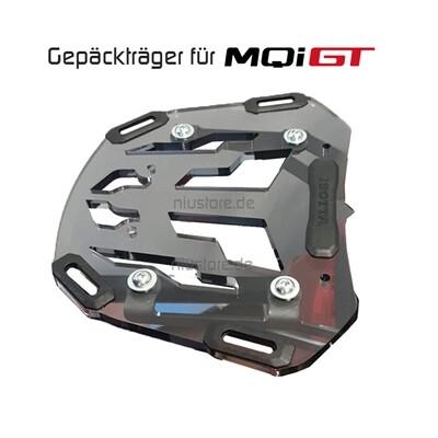 NIU MQi GT  Plexiglas Gepäckträger
