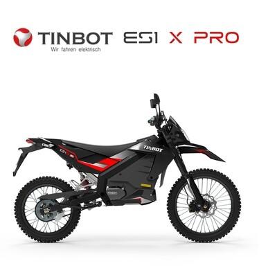 Tinbot Esum ES1 X Pro | 90km/h | Enduro