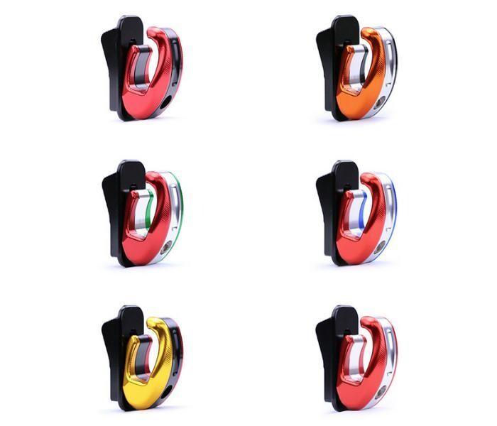 Gepäckhaken aus Aluminium mehrfarbig für NIU NQI Serie