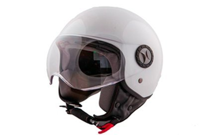 Jet-Helm Loreto im Police Style