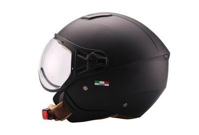 Moda Helm schwarz