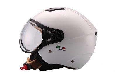 Moda Helm weiß