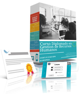 Diplomado en Gestión de Recursos Humanos con certificación