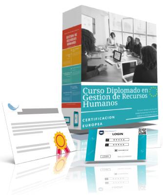 Curso Online diplomado en Gestión de Recursos Humanos con certificación