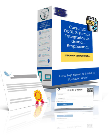 Curso Online ISO 9001, Sistemas Integrados de Gestión Empresarial