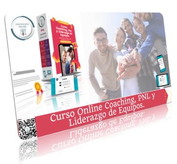 Curso Online Coaching, PNL y Liderazgo de Equipos.