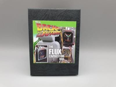 Delorean 1:8 scale Flux Capacitor