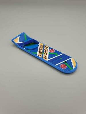 DeLorean 1:8 scale hoverboard only (blue)