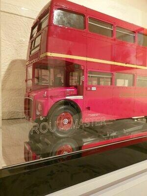 Routemaster Display Base & Cabinet