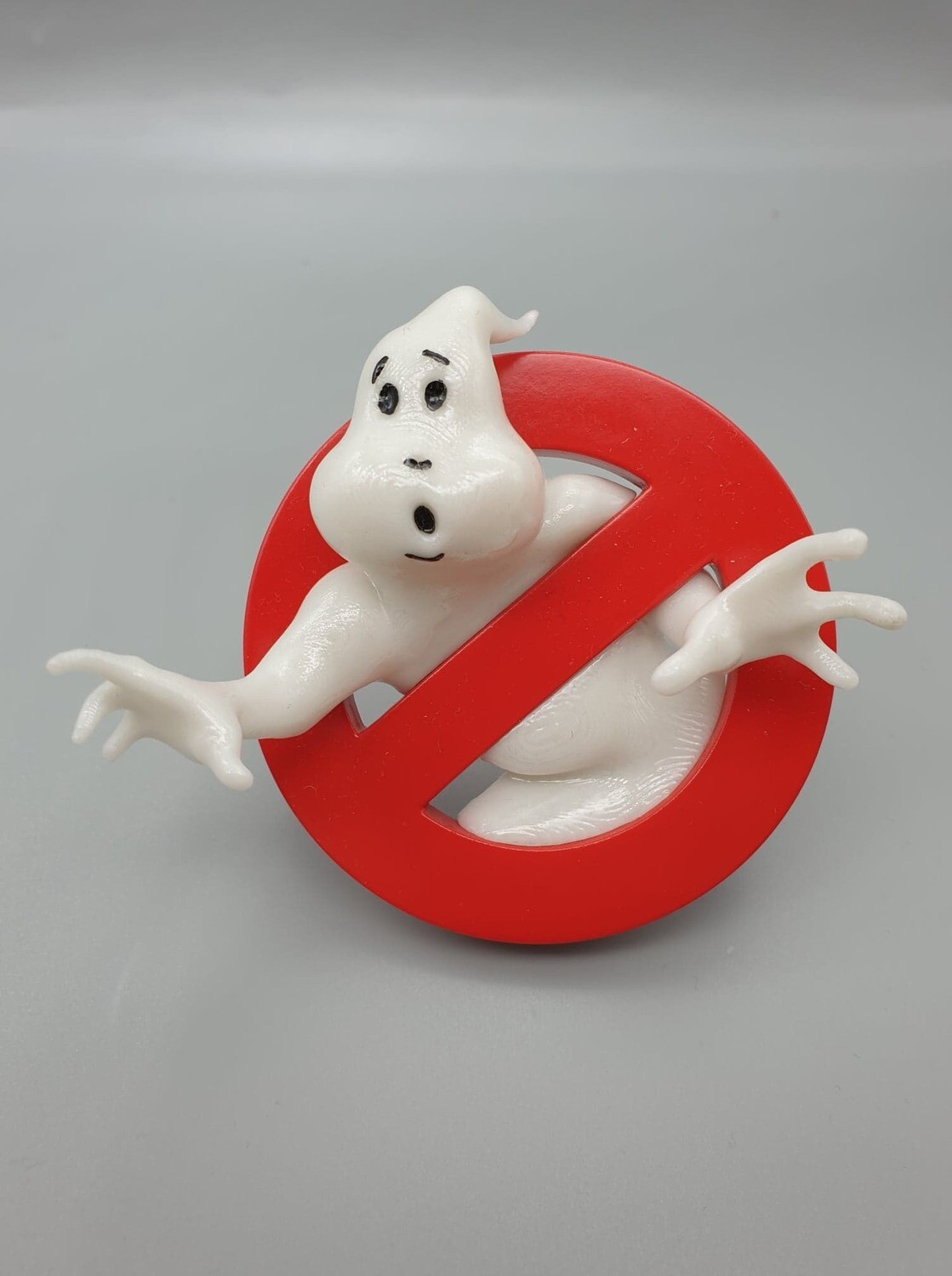 Ghostbusters 1:8 Scale Ecto-1 Glow In The Dark Sign