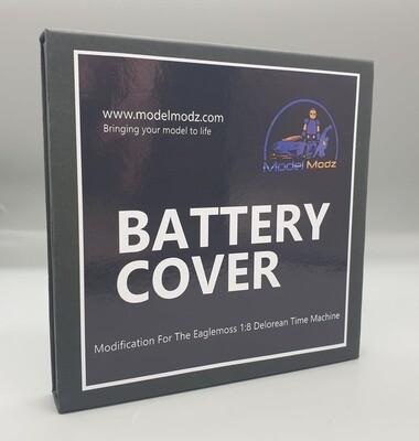 DeLorean 1:8 Battery Cover
