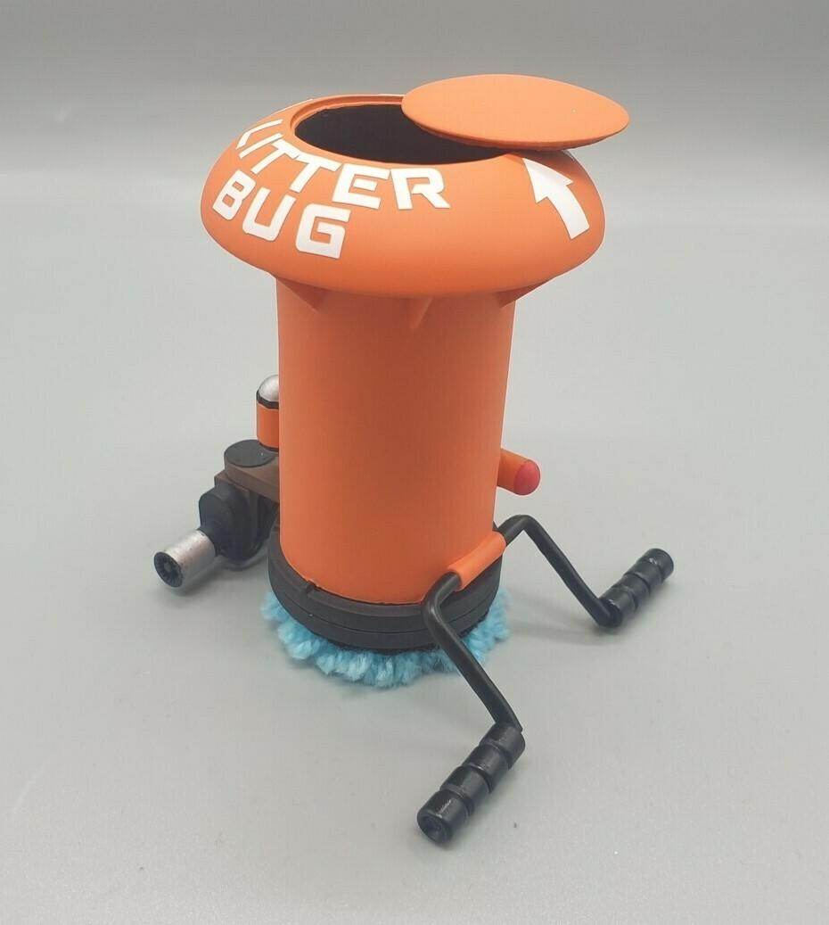 DeLorean 1:8 scale Litter Bug Prop