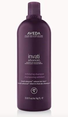 invati advanced™ exfoliating shampoo 1 litre