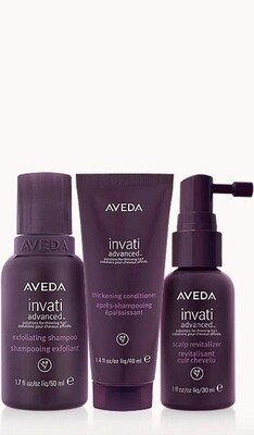 invati advanced™ travel-size 3-step system