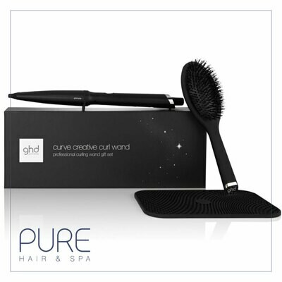 ghd curve® creative curl wand gift set (worth over £150)