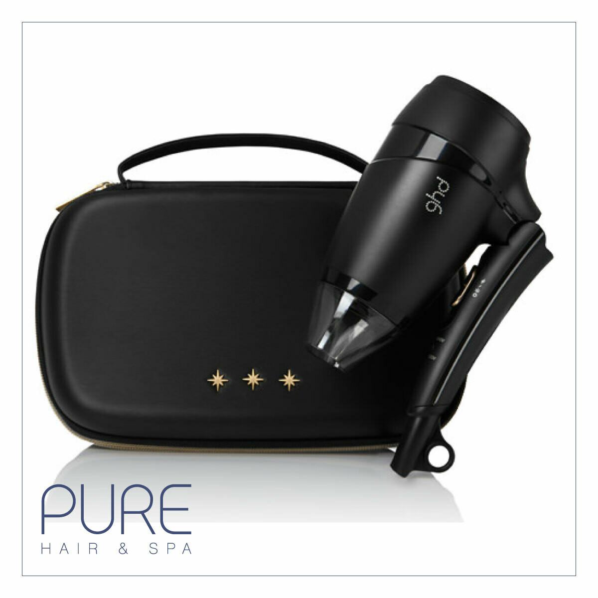 ghd flight® travel hair dryer gift set