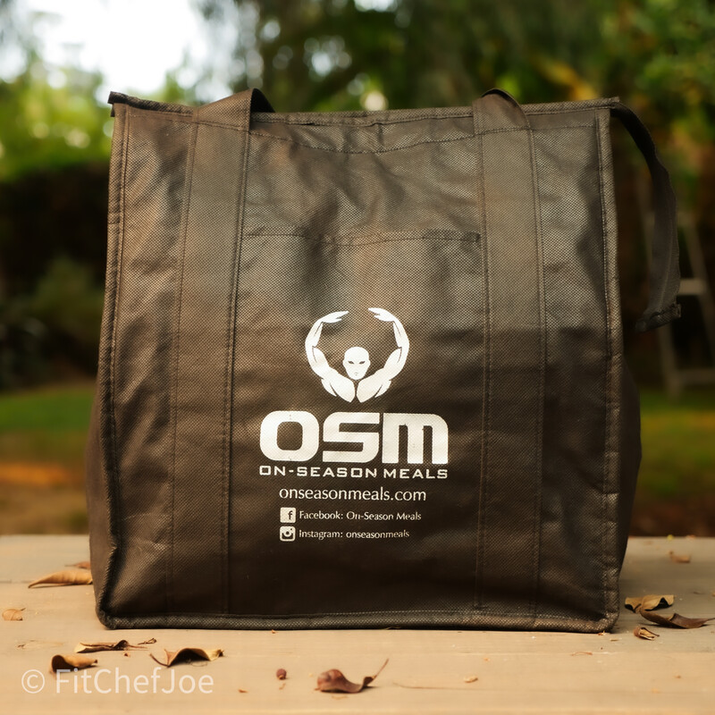 OSM Insulated Bag