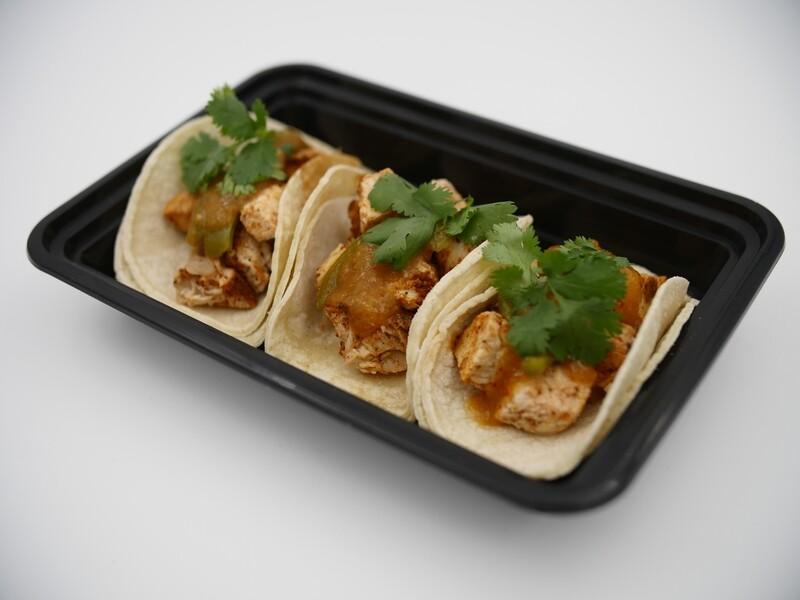 Barbacoa Street Tacos