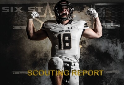 Six Star Football Scouting Report (for prospects)