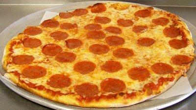 Custom Homemade Frozen Pizzas!
