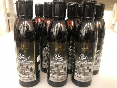 Balsamic Glaze (Product of Italy)