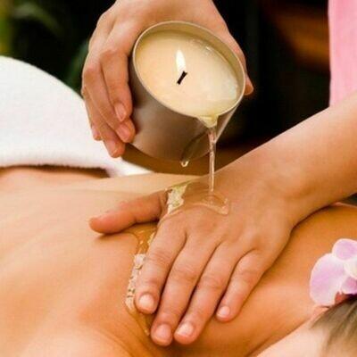 Body Balm Massage Candle