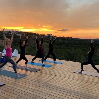 Yoga + Meditation 6 Class Punch Pass