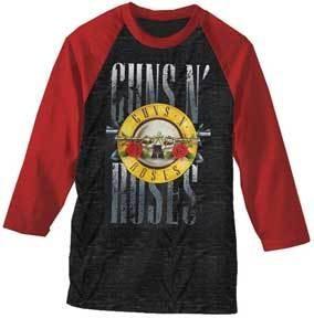 Guns N Roses Raglan