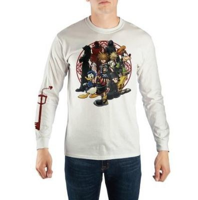 Kingdom Hearts Longsleeve
