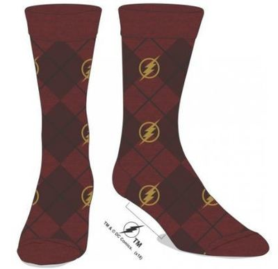 Flash Argyle Dress Socks