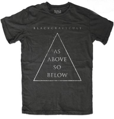 As Above So Below Tee