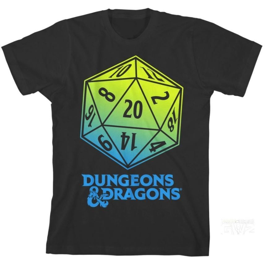 D&D Youth Tee