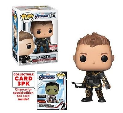 Endgame Hawkeye Pop