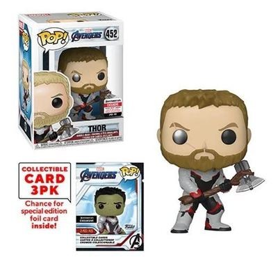 Endgame Thor Pop