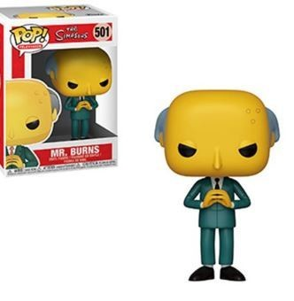 Mr. Burns Pop